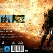 13 Hours – The Secret Soldiers of Benghazi (2016) R2 Custom German Blu-Ray Cover