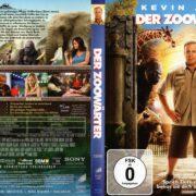 Der Zoowärter (2011) R2 German Blu-Ray Cover