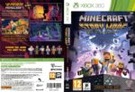 Minecraft Story Mode (2015) USA XBOX360 Cover