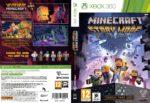 Minecraft Story Mode (2015) USA XBOX360 Cover