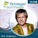 G.G. Anderson – Schlager Traumreise (2016) Retail CD Cover