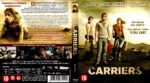 Carriers (2009) R2 Blu-Ray Dutch Cover