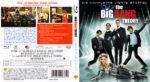 The Big Bang Theory Staffel 4 (2012) R2 German Blu-Ray Cover