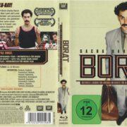 Borat (2006) R2 German Blu-Ray Cover