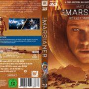 Der Marsianer – Rettet Mark Watney 3D (2015) German Blu-Ray Covers