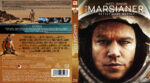 Der Marsianer – Rettet Mark Watney (2015) R2 German Blu-Ray Cover