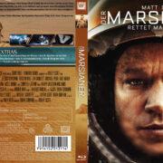 Der Marsianer – Rettet Mark Watney (2015) R2 German Blu-Ray Cover