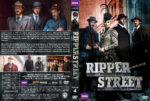 Ripper Street – Season 4 (2016) R1 Custom Cover & Labels