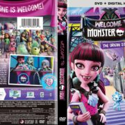 Welcome to Monster High (2016) R0 CUSTOM Cover & Label