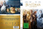 The Huntsman & the Ice Queen (2016) R2 German Custom Cover & Labels