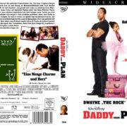 Daddy ohne Plan (2007) R2 German Cover & Label