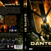 Dante 01 (2008) R2 German Cover & Label