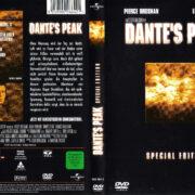 Dantes Peak (1997) R2 German Cover & Label