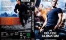 Das Bourne Ultimatum (2007) R2 German Cover & Label