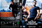 Das Bourne Ultimatum (2007) R2 German Cover & Label