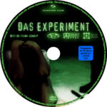 Das Experiment (2002) R2 German Label
