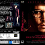 Das geheime Fenster (2004) R2 German Cover & Label
