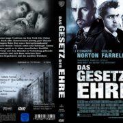 Das Gesetz der Ehre (2007) R2 German Cover & Label