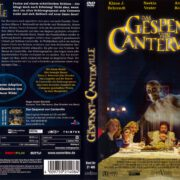 Das Gespenst von Canterville (1996) R2 German Cover & Label