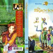 Das magische Schwert - Die Legende von Camelot (1998) R2 German Cover & Label