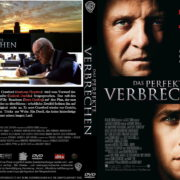Das perfekte Verbrechen (2007) R2 German Cover & Label