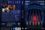 Das Relikt – Museum der Angst (1997) R2 German Cover & Label