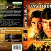 Das Tribunal (2002) R2 German Cover & Label