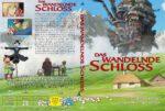 Das Wandelnde Schloss (2004) R2 German Cover & Label