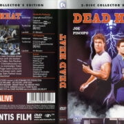 Dead Heat (1988) R2 German Cover & Label