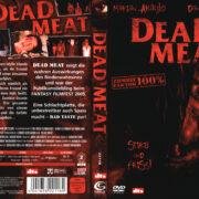Dead Meat (2005) R2 German Cover & Label