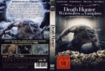 Death Hunter – Werewolves vs. Vampires (2010) R2 German Cover & Label