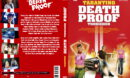 Death Proof - Todsicher (2007) R2 German Cover & Label