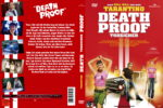 Death Proof – Todsicher (2007) R2 German Cover & Label