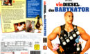 Der Babynator (2005) R2 German Cover & Label