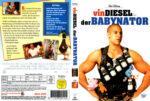 Der Babynator (2005) R2 German Cover & Label