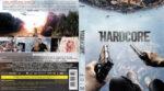 Hardcore (2016) R2 German Blu-Ray Cover