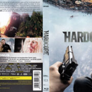 Hardcore (2016) R2 German Blu-Ray Cover