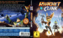 Ratchet & Clank (2016) R2 German Blu-Ray Covers & Label