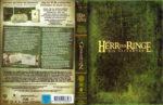Der Herr der Ringe – Die Gefährten (2001) R2 German Cover & Labels