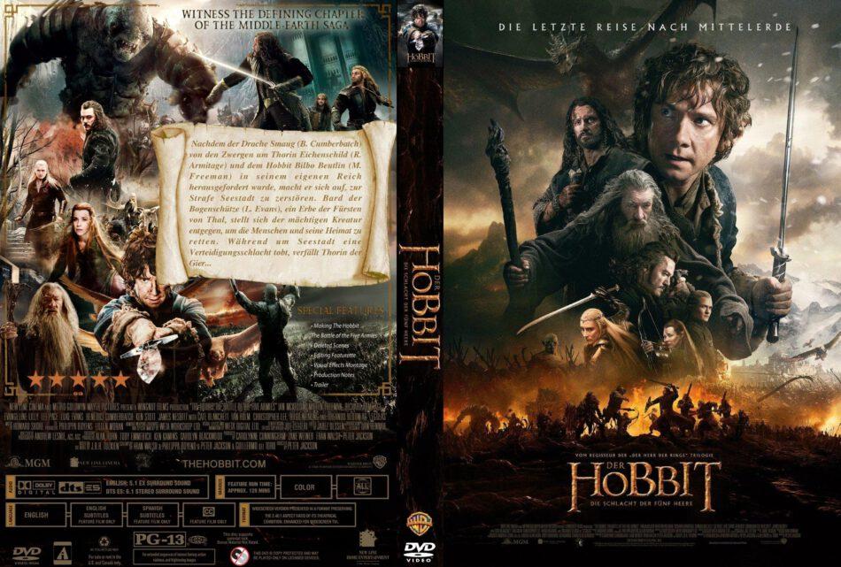 Hobbit Die Fünf Heere