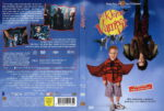 Der kleine Vampir (2000) R2 German Cover & Label