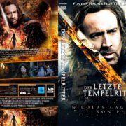 Der letzte Tempelritter (2011) R2 German Custom Cover