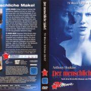 Der menschliche Makel (2003) R2 German Cover & Label
