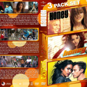 Honey Triple Feature (2003-2016) R1 Custom Cover