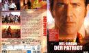 Der Patriot (2000) R2 German Cover & Label