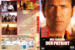 Der Patriot (2000) R2 German Cover & Label