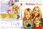 Der perfekte Mann (2005) R2 German Cover & Label