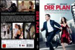 Der Plan (2011) R2 German Cover & Label