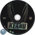 Keanu (2016) R4 DVD Label