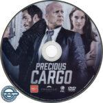 Precious Cargo(2016) R4 DVD Label